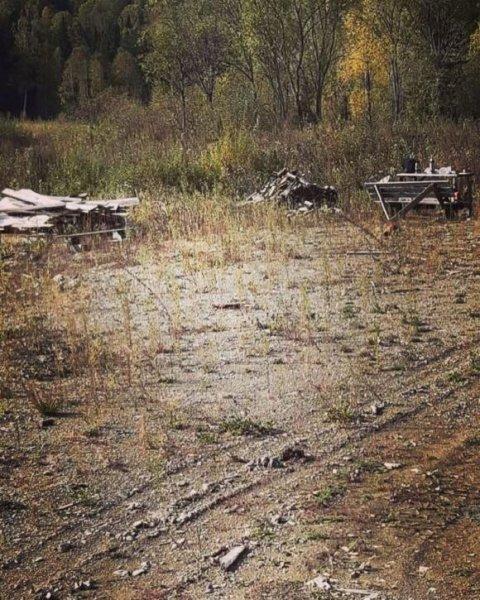 В Заринском районе убрали хлам, оставленный золотодобытчиками