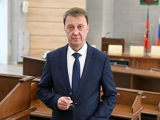 Вячеслав Франк поздравляет барнаульцев с Днем города