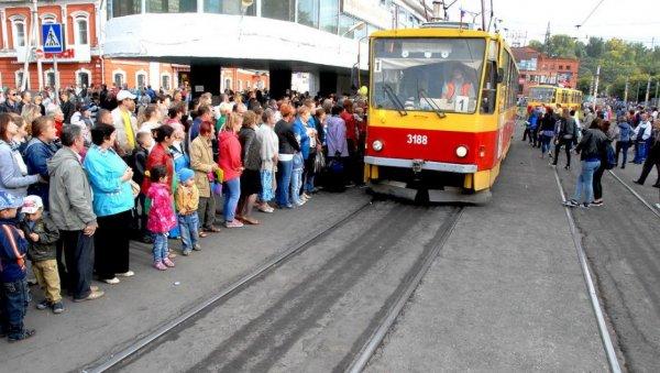 Власти Барнаула надеются наблагоразумие людей вДень города