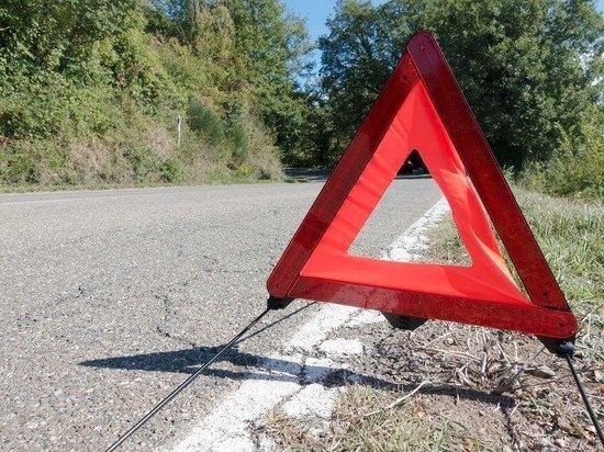 Водитель разбился в ДТП в Барнауле
