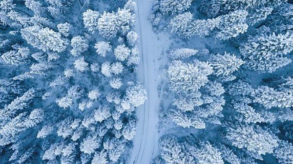 Аномально снежно. Синоптики рассказали о том, какой будет зима в России