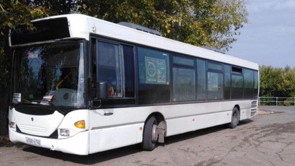 Барнаульские перевозчики купили подержанные автобусы для обновления устаревшего автопарка