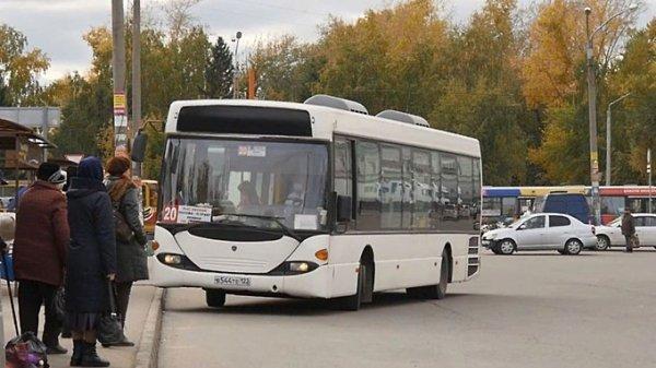 Барнаульский перевозчик купил 10 б/y автобусов с кондиционерами
