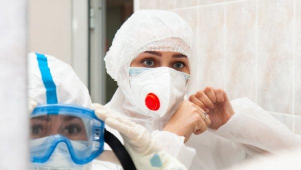 Более 80 тысяч жителей Алтайского края заболели ковидом сначала пандемии