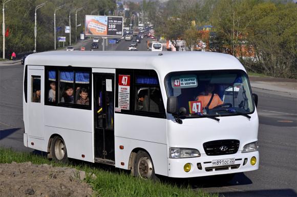 Цена на проезд в барнаульских маршрутках может вырасти до 30 рублей