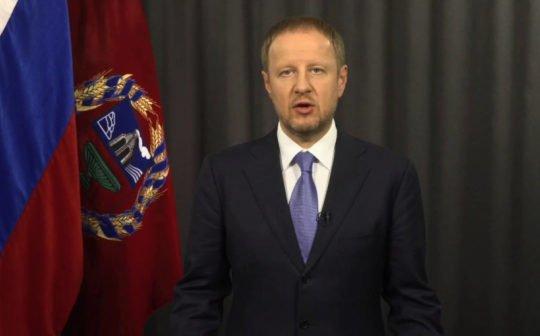 Губернатор Томенко обратился к жителям Алтайского края из-за ковидных запретов
