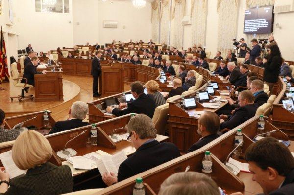 Кто будет руководить комитетами алтайского парламента
