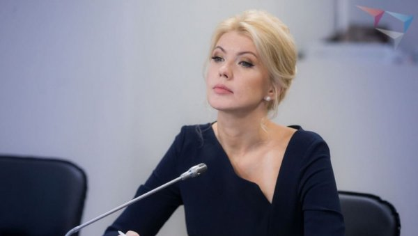 Марину Ракову задержали вМоскве. Бывшая замминистра изАлтайского края скрывалась неделю