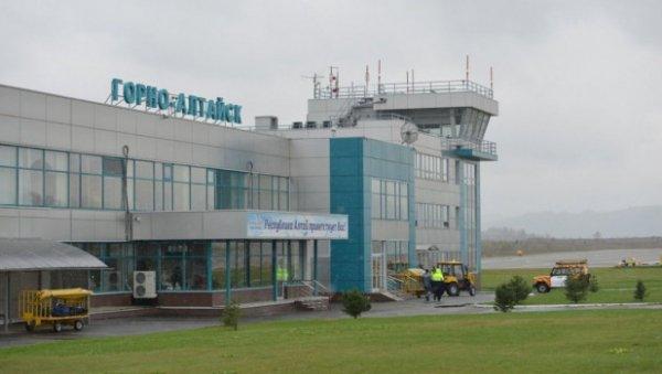 НаАлтае закрыли авиаперевозки поместным маршрутам