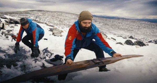 Самые древние лыжи обнаружили во льдах Норвегии