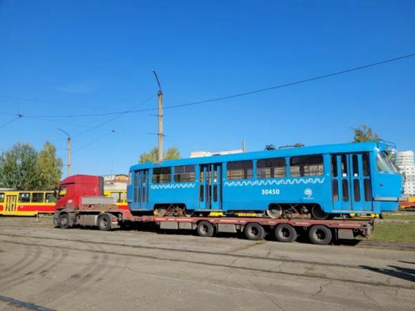 Собянинские трамваи распределят между Барнаулом и Бийском