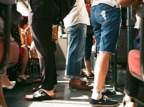 У пассажира барнаульского трамвая случился эпилептический припадок