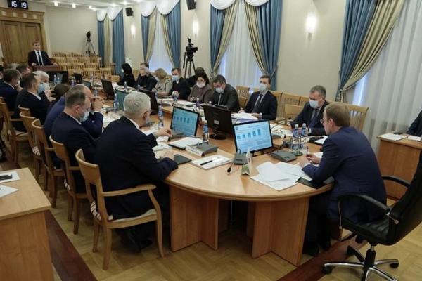 В правительстве Алтайского края одобрили бюджет на 2022 год