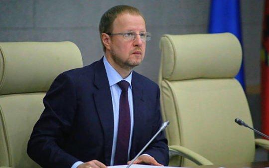 Виктор Томенко подписал указ о введении системы QR-кодов и новых ковидных ограничениях