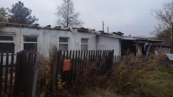 Женщину вАлтайском крае насмерть придавило рухнувшим потолком
